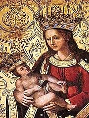 Vierge à l'Enfant, dite Notre-Dame-de-Bonne-Nouvelle