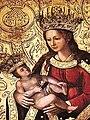 Rennes (35) Basilique Notre-Dame-de-Bonne-Nouvelle Tableau de la Vierge à l'Enfant.jpg
