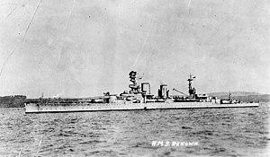 HMS Renown (1916) - Image: Renown 4