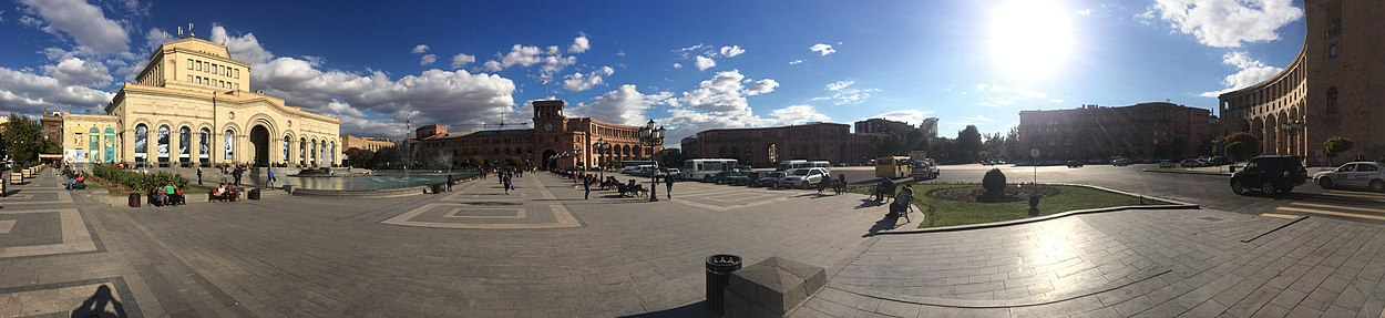 Republic Square Yerevan Panorama.jpg