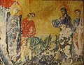 Resurrection of Lazarus. Euthymius Athonite Synaxarium A-684, 34r, 1030.jpg