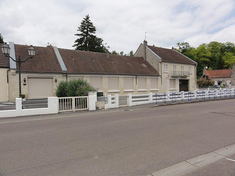 Retheuil (Aisne) école