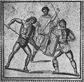 Retiarius stabs secutor.jpg