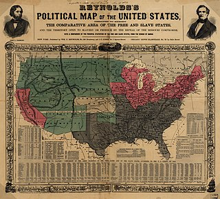 Bleeding Kansas Violent political confrontations in the United States centered around slavery