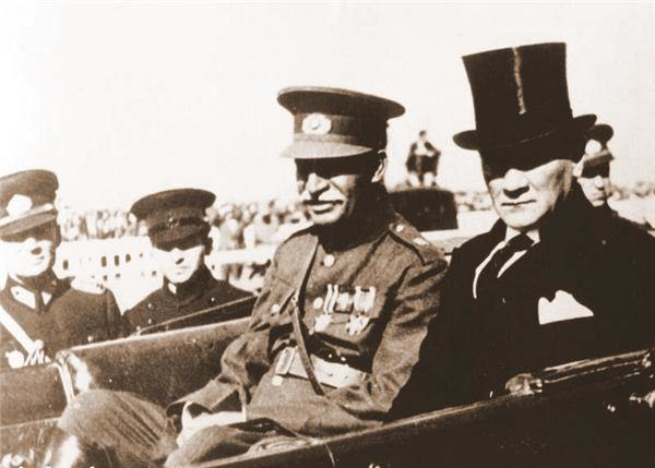 Reza Shah and Atatürk