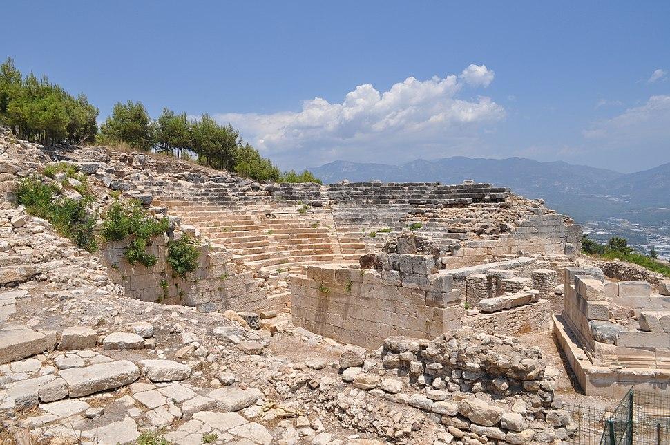 Rhodiapolis Theater