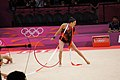 Rhythmic gymnastics at the 2012 Summer Olympics (7915278004).jpg