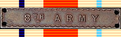 8th Army Clasp