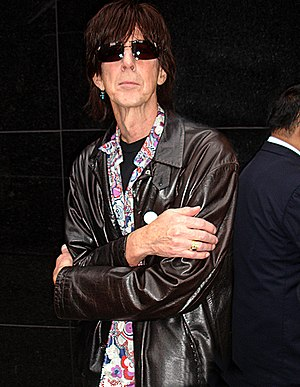 Ric Ocasek, of The Cars