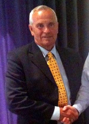 Richard Møller Nielsen - Nielsen in 2010