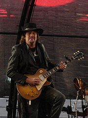 Richie Sambora in Dublin May 2006