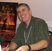 The Battle of the Labyrinth - Wikipedia