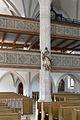 Ried iTrKr Pfarrkirche Empore Nepomuk.jpg