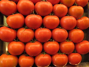 Umami - Tomatoes are rich in umami components.