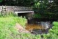 Road bridge over Lupton Beck - geograph.org.uk - 1423933.jpg
