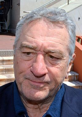 Robert De Niro in 2016