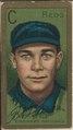 Robert H. Bescher, Cincinnati Reds, baseball card portrait LCCN2008677472.tif