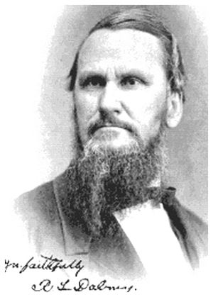 Presbyterian Church in the United States - R.L. Dabney (1820-1898), a Confederate veteran, became an influential theologian in the PCUS.