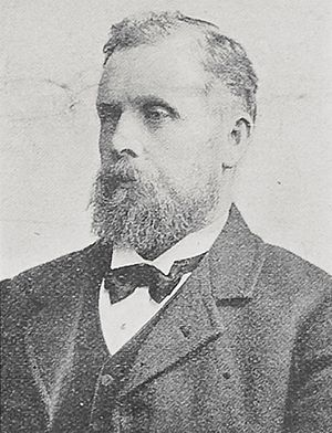 Robert Houston (New Zealand politician) - Image: Robert Morrow Houston