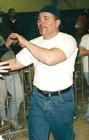 Rocco Rock - Rocco Rock in March 2002