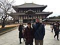 Rodrigo and his Brother in Nara, Japan..jpg