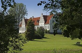 Næstved Municipality - Image: Roennebaeksholm 1