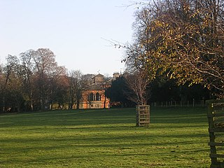 Rokeby Park Grade I listed historic house museum in County Durham, United Kingdom