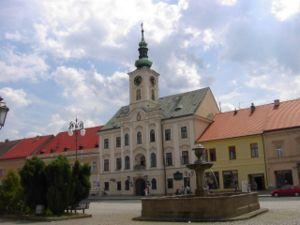Rokycany - Town Hall