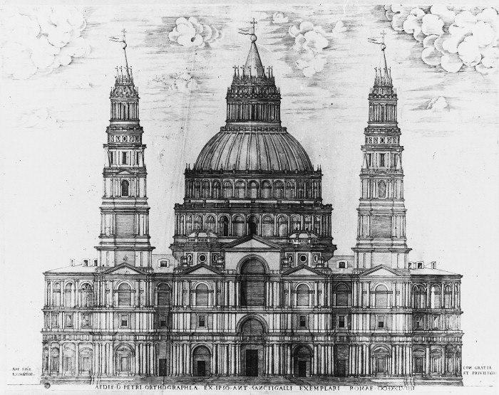 Roma S.Pietro in Vaticano (zzg)