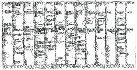 Roman calendar - Wikipedia, the free encyclopedia