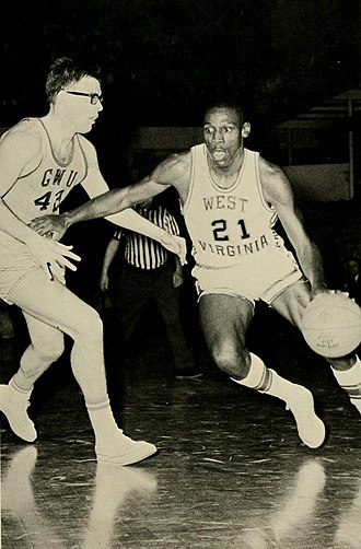 Ron Williams (basketball) - Williams from The Monticola, 1966