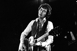 Fotografia di Ronnie Lane