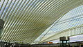 Roof of railway station Liège-Guillemins.jpg