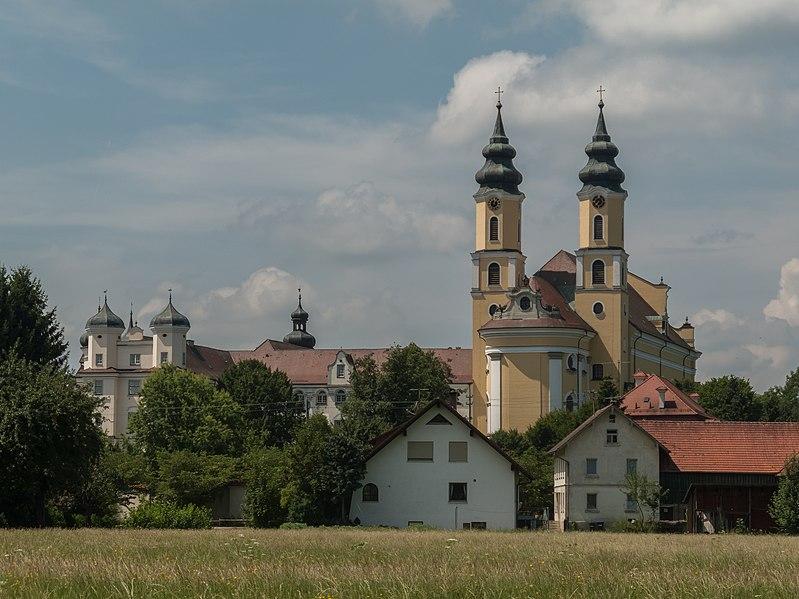 File:Rot ad Rot, Klosterkirche Sankt Verena (und Maria) Lijst 2 Paragraph 28 foto3 2014-07-28 12.44.jpg