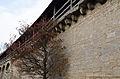 Rothenburg ob der Tauber, Stadtmauer, zwischen Würzburger Tor und Kummereck, Stadtseite, 001.jpg