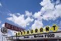Route 66 restaurant, 1819 Will Rogers Drive, Santa Rosa, New Mexico LCCN2010630052.tif