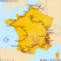 Route of the 1960 Tour de France.png