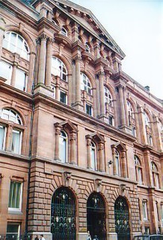 University of Strathclyde - Royal College Building, Strathclyde University