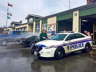 Royal Newfoundland Constabulary - RNC Police Interceptor Ford Taurus