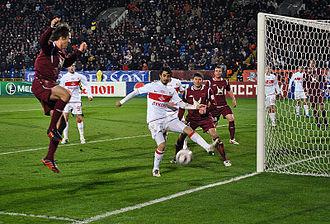 FC Rubin Kazan - Rubin Kazan — Spartak Moscow