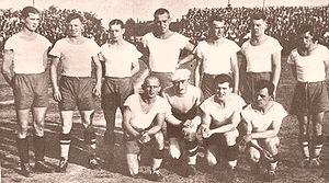 Ruch Chorzów - Ruch in 1938