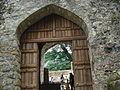 Rudkhan Castle entrance.JPG