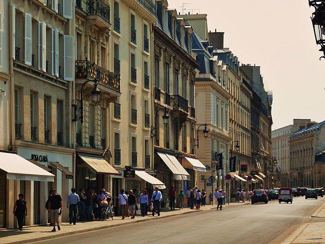 Rue du Faubourg-Saint-Honoré