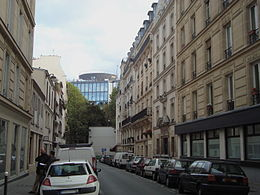 Image illustrative de l'article Rue des Chantiers