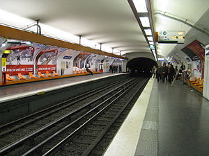 Rue du Bac (Paris Métro) - Image: Rue du Bac