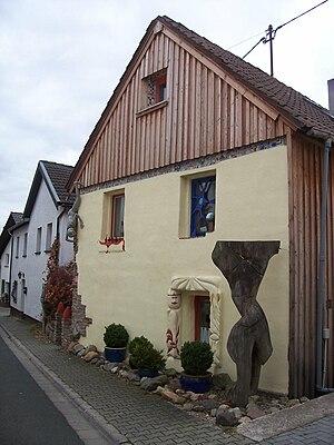 Rüdesheim an der Nahe - House in Rüdesheim an der Nahe