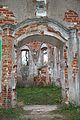 Ruiny kościoła w Chojnicy.JPG