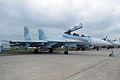 Russian Air Force, RF-95621, Sukhoi Su-30MK2 (16270493437).jpg