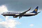Ryanair, EI-DAL, Boeing 737-8AS (18943306776).jpg