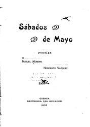 Español: Sábados de Mayo